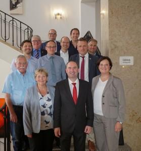 2019_08-06-Gespräch Fleischerverband_Lebensmittelhandwerk