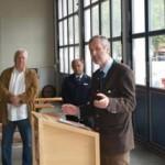 Bayerischer Müllerbund gründet mit der BayWa AG und dem Genossenschaftsverband Bayern Löschverbund zur Silobrandbekämpfung 03