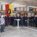 Bayerischer Müllerbund gründet mit der BayWa AG und dem Genossenschaftsverband Bayern Löschverbund zur Silobrandbekämpfung 04