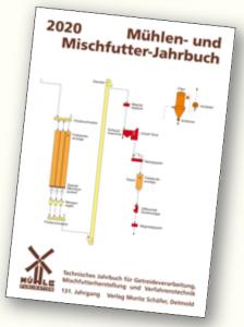 Mühlen- und Mischfutterjahrbuch